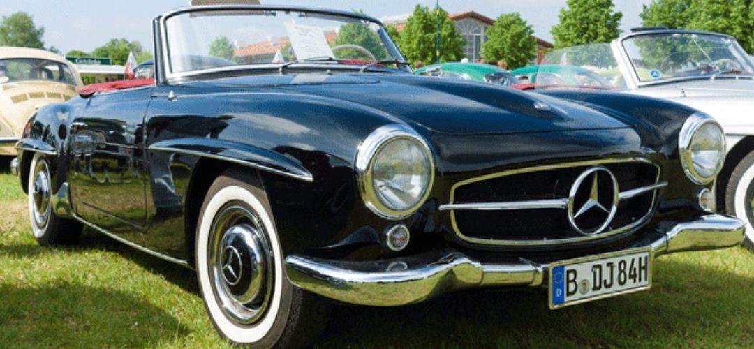 Oldtimer Gebrauchtwagencheck: Fachmann ermittelt verdeckte Mängel