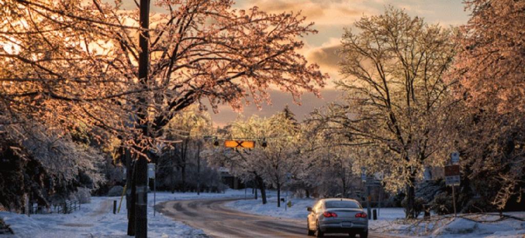 Mit diesen Tipps im Winter sicher Autofahren