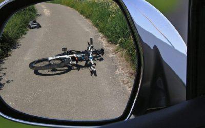 Was ist bei einem Unfall mit Fahrradfahrer zu tun?