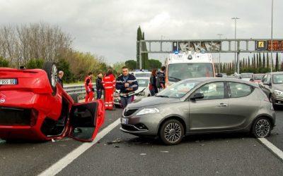 Autounfall provoziert – wer macht denn sowas?