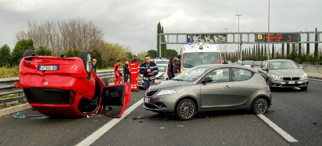 Unfall Provozieren