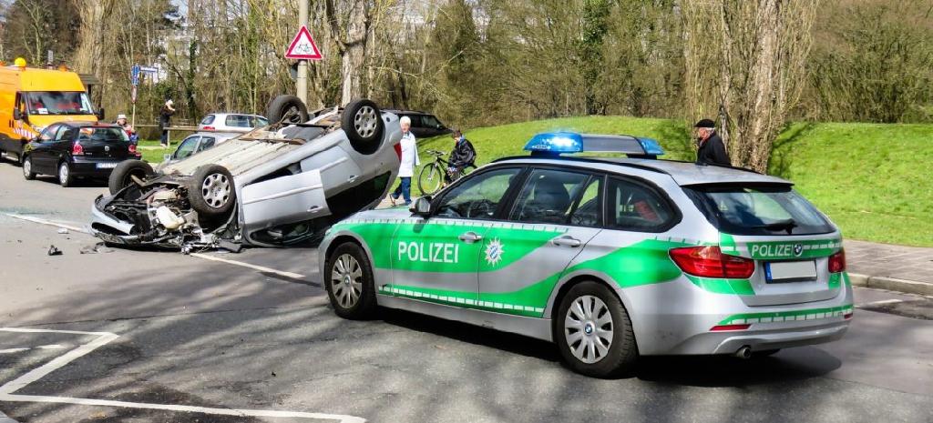 Verkehrsunfall mit Fremdverschulden