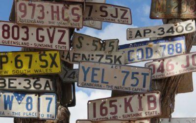 Autokennzeichen: Infos, Tipps und Bußgelder