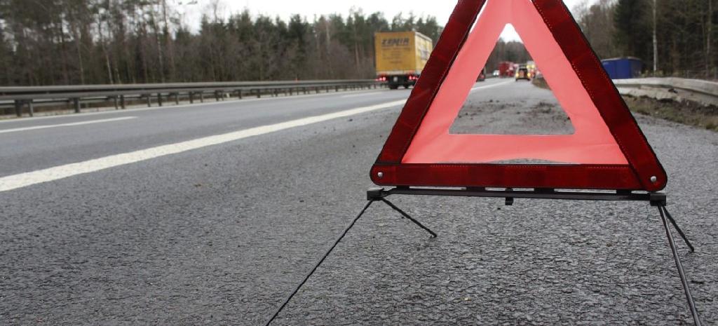 Verkehrsunfall Autobahn