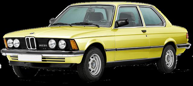 BMW Oldtimergutachten