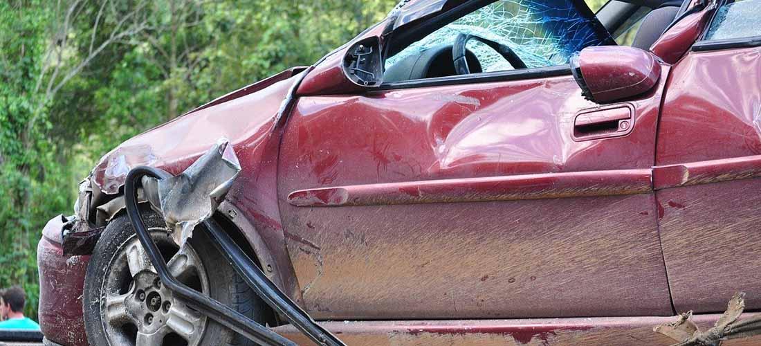 Die Wertminderung eines Autos nach einem Unfall